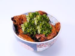帯広豚丼 つけ麺 甚平