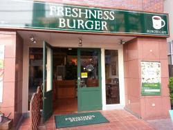 Freshness Burger Nishitetsu Inn Shinsaibashi