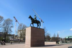 Mannerheimin ratsastajapatsas