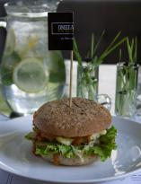 Omega Three Healthy Food Cafe