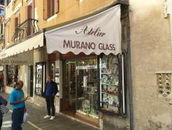 Atelier Murano Glass Art Gallery