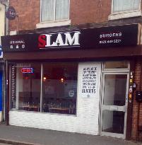 Slam Burgers