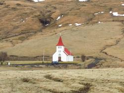 ‪Reyniskirkja Church‬