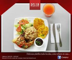 Delish Restaurante Cafeteria