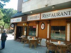 restaurante cafeteria Kopas