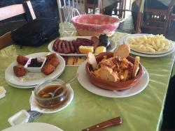 Restaurante El Corral de Antonino