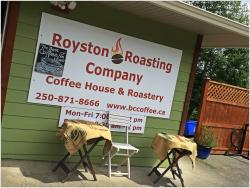 ‪Royston Roasting Company and Coffee House‬