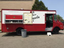 Taco Tequila Food Truck