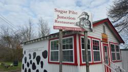 Sugar Pike Junctions