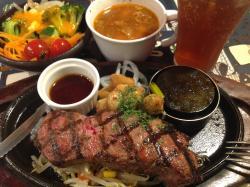 Steak Kyowakoku Makuharitaishikan Annex