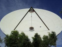 OTC Satellite Earth Station Carnarvon