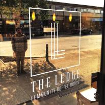 ‪The Ledge Community Coffee House‬