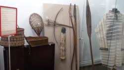 Museum of Archaeology and Ethnography of Siberia  at  Tomsk State University