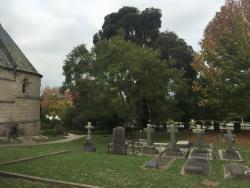 Holy Trinity graveyard