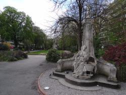 Statue du P'tit Quiquin