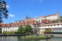 Wallenstein Palastgärten