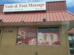 Foot Reflexology Spa
