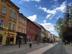 Kosice  Historical Centre