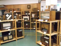 Radiomuseum in Duisburg - Ruhrort.