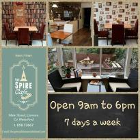 The Spire Cafe Lismore
