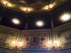 """Antico Teatro Sociale """"Gian Giacomo Arrigoni"""""""