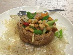 Kechara Oasis New Age Vegetarian Cuisine