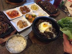 Korean B-Won Restaurant