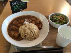 Hai Genki Salon Shinsaibashi Genmai Cafe
