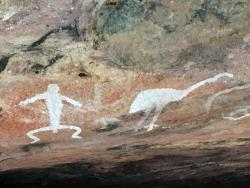 Mulgowan (Yapa) Aboriginal Rock Art Site