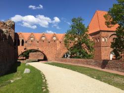 """Cultural Centre """"Teutonic castle"""""""