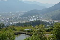 Obasute Service Area Kudari Lookout