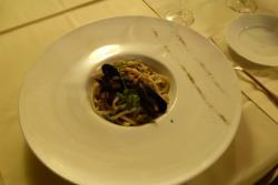 Seafood Pici.