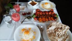Marjan Fine Persian Grill