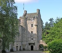 Ferniehirst Castle -  Castle Kerr Tours