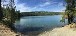 Sugar Pine Reservoir