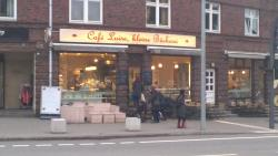 Cafe Luise Kleine Backerei