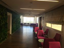 Business lounge Golden Tulip