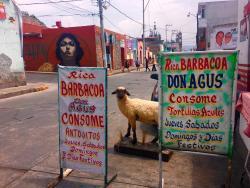 Barbacoa Don Agus