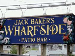 ‪Jack Baker's Wharfside & Patio Bar‬