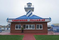 The Lighthouse Strollo's Homemade Italian Ice
