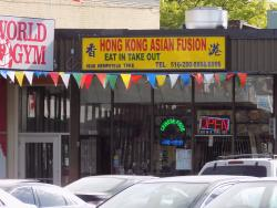 Hong Kong Asian Fusion