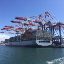 Port of Long Beach Tour