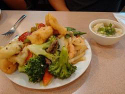 Szechuan City Restaurant & Buffet
