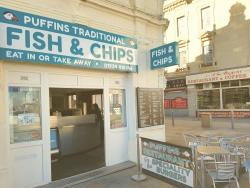 Puffins Fish & Chip shop