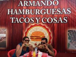 Armando Hamburguesas, Tacos Y Cosas