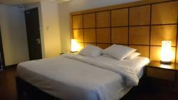 A very cozy nice hotel