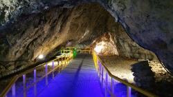 Ialomicioara Monastery and Cave