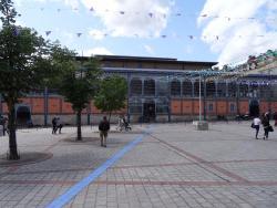 Les Halles Centrales