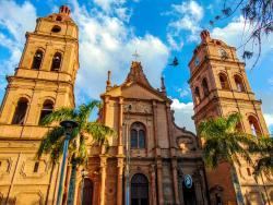 Katedra w Santa Cruz
