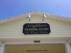 Neighbors Ice Cream Parlor